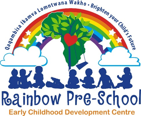 Rainbow Pre-School, Fish Hoek